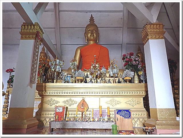 ルアンナムター仏塔(Luang Namtha Stupa)