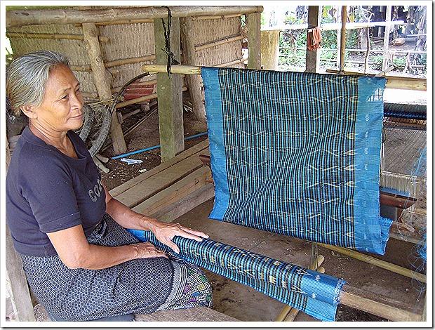 織物の村 ドンコー