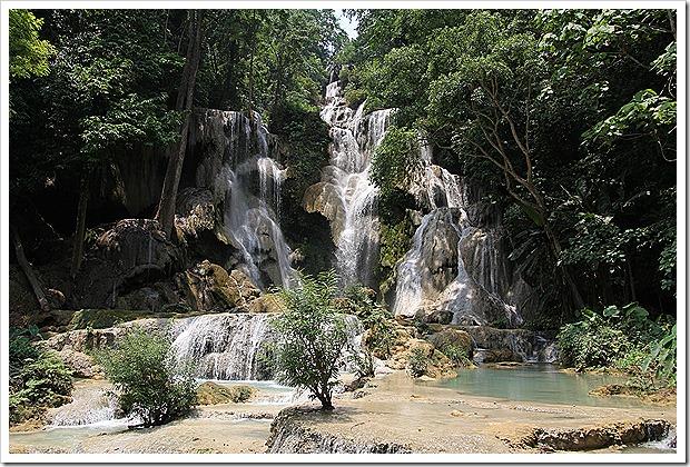 タートクアンシー滝
